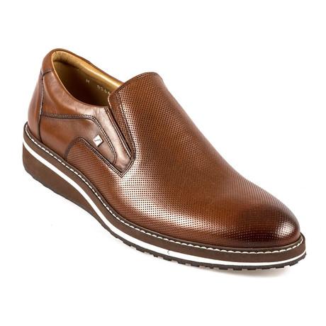 Zuman Classic Shoe // Tobacco (Euro: 39)