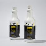 Anti3 Protect Series Foaming Dry Wash // 2 Pack + Foamer Bottle
