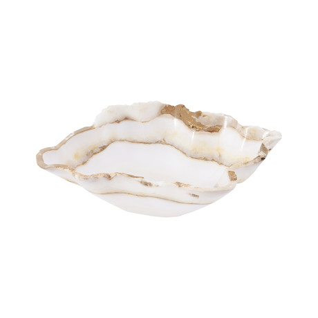 Onyx Bowl // White v.4