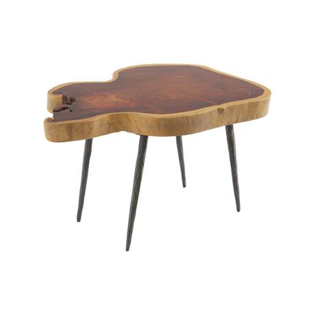 Makha Burl Wood Table