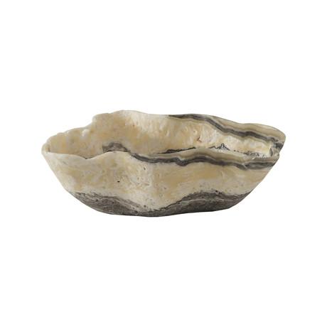 Onyx Bowl // Zebra v.2