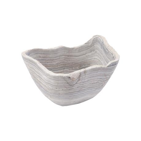 Onyx Bowl // Gray v.1