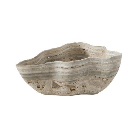 Onyx Bowl // Gray v.3