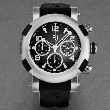 Romain Jerome Arraw Chronograph Automatic // 1M45C.TTTR.1517.RB // Store Display