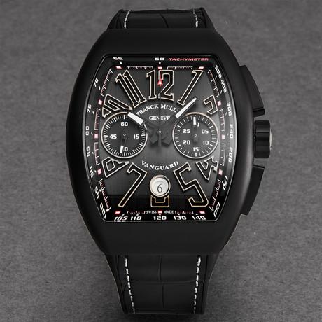 Franck Muller Vanguard Chronograph Automatic // 45CCTTBRNR