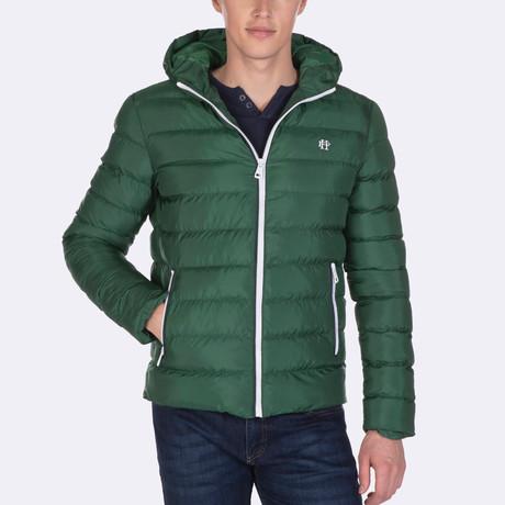 Sagan Coat // Green (S)