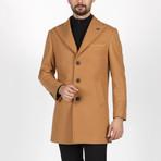 Jake Wool Coat // Camel (Euro: 46)