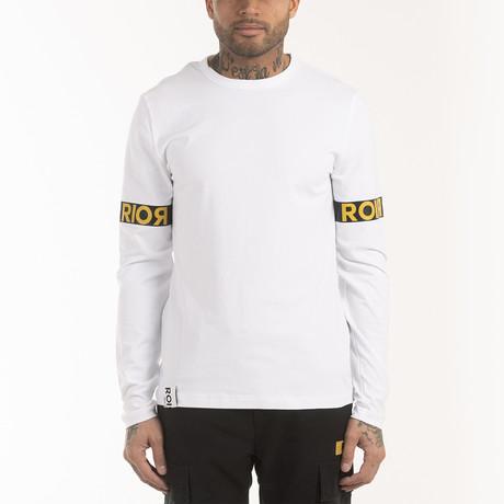 Nipon Long Sleeve Tee // White (S)
