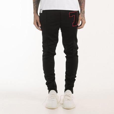 Lee Track Pants // Black (S)