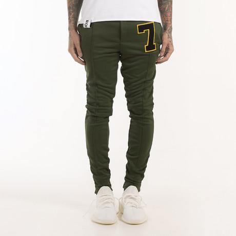 Lee Track Pants // Rifle Green (S)