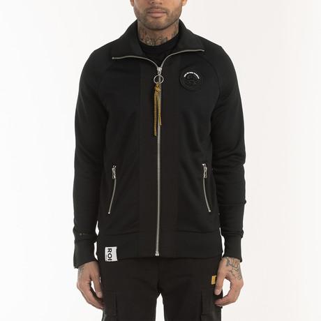 Meiyo Track Jacket // Black (S)