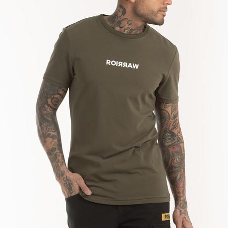 Fary Short Sleeve Tee // Rifle Green (S)