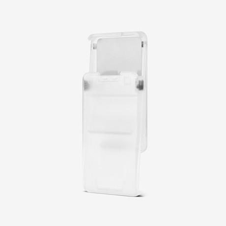Zenlet Wallet // RFID Blocking Card // Transparent