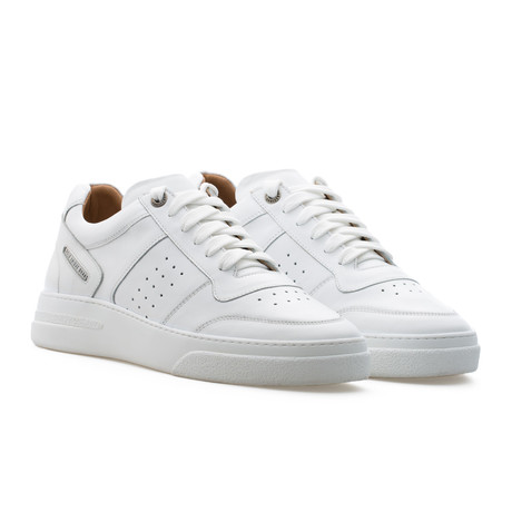 Cray Low Top Sneaker // Pure White (Euro: 39)