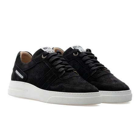 Skywalker Low Top Sneaker // Deep Black (Euro: 39)