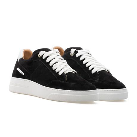 Trill Low Top Sneaker // Tar Black (Euro: 39)