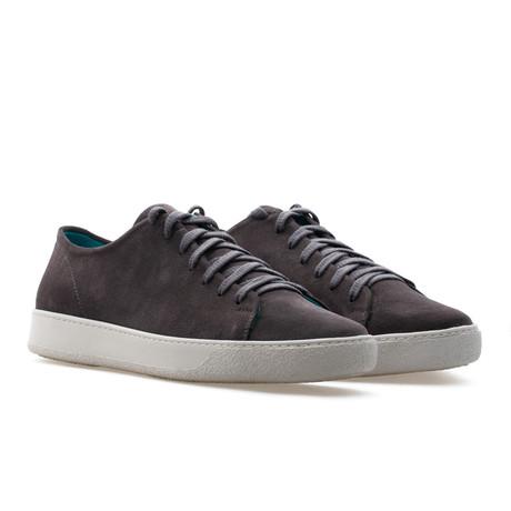 Harvey Low Top Sneaker // Anthracite (Euro: 39)