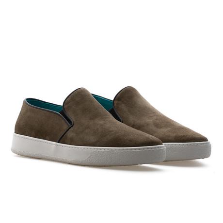 Daniel Low Top Sneaker // Khaki (Euro: 39)