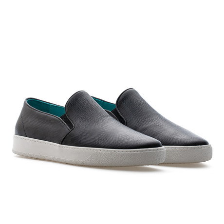 Daniel Low Top Sneaker // Black (Euro: 39)