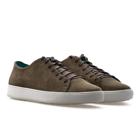Harvey Low Top Sneaker // Khaki (Euro: 39)