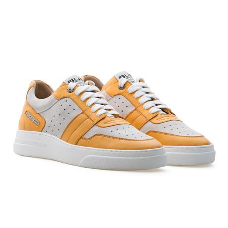 Skywalker Low Top Sneaker // Yellow Mellow (Euro: 39)