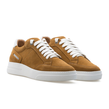 Trill Low Top Sneaker // Hot Mustard (Euro: 39)