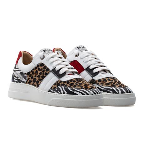 Skywalker Low Top Sneaker // Wild Leo (Euro: 39)