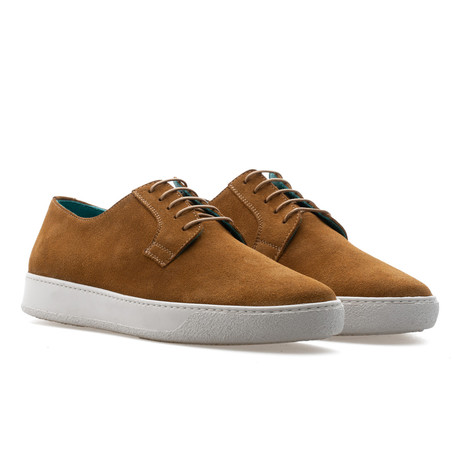 Mike Low Top Sneaker // Tobacco (Euro: 39)