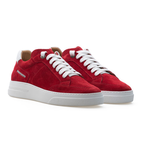 Trill Low Top Sneaker // Bloody Red (Euro: 39)