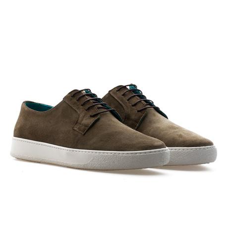 Mike Low Top Sneaker // Khaki (Euro: 39)