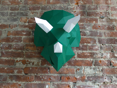 photo of Clark the Triceratops by Touch Of Modern