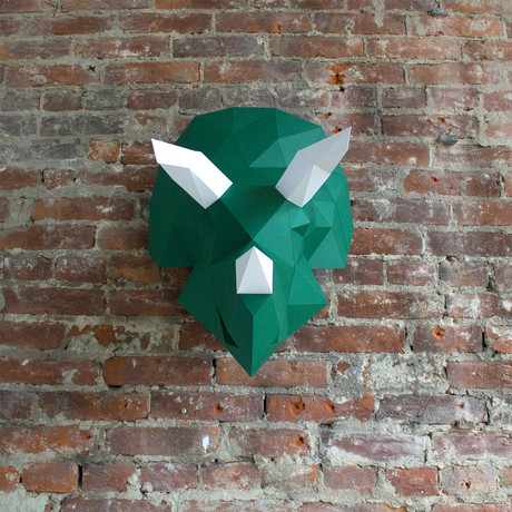 Clark The Triceratops