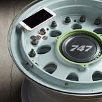 Boeing 747 // Main Wheel Coffee Table