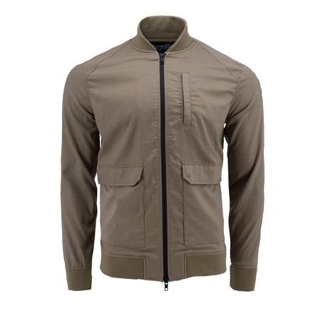 Bomber Jacket // Olive (S)