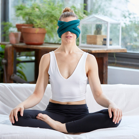 OstrichPillow® Loop // Blue Reef