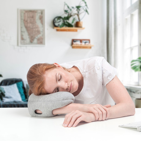 OstrichPillow® Mini (Sleepy Blue)