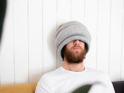 photo of OstrichPillow® Light (Midnight Gray) by Touch Of Modern