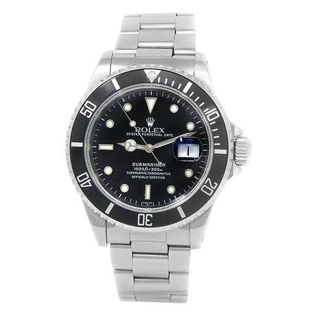 Rolex Submariner Automatic // 16610 // A Serial // Pre-Owned