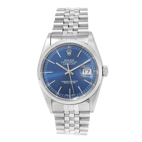 Rolex Datejust Automatic // 16200 // K Serial // Pre-Owned