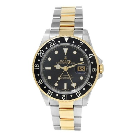 Rolex GMT-Master II Automatic // 16713 // R Serial // Pre-Owned
