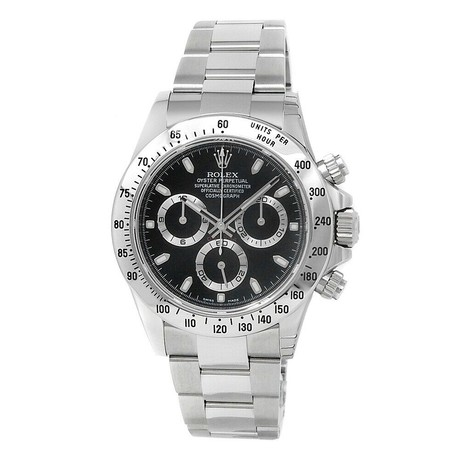 Rolex Daytona Cosmograph Automatic // 116520 // Y Serial // Pre-Owned