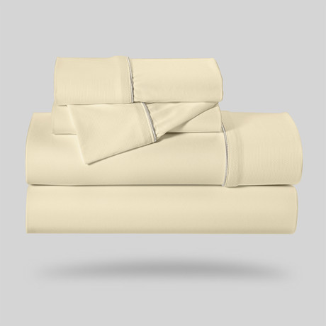 Dri-Tec® Sheet Set // Champagne (Twin)