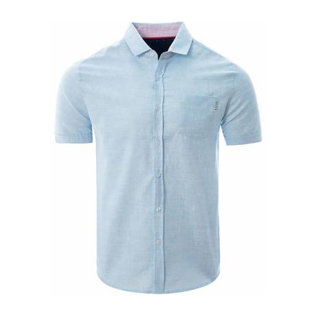 Pastel Shirt // Blue (S)
