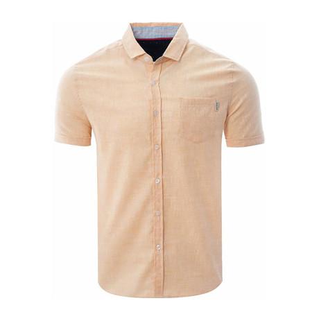 Pastel Shirt // Peach (S)