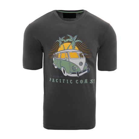 Pacific Coast Shirt // Charcoal (S)