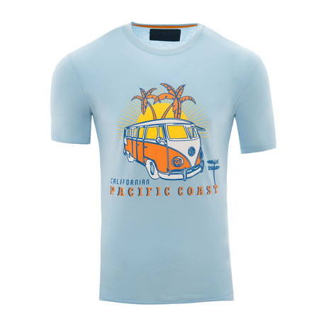 Pacific Coast Shirt // Blue (S)