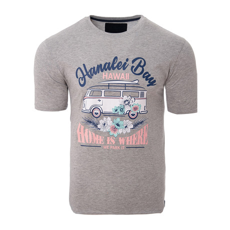 Hanalei Bay Shirt // Gray (S)
