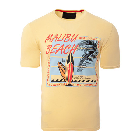 Malibu Shirt // Yellow (S)