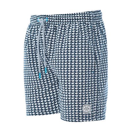 Spelt Swim Shorts // Navy (S)