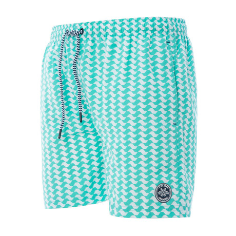 Swim Shorts // Mint (S)